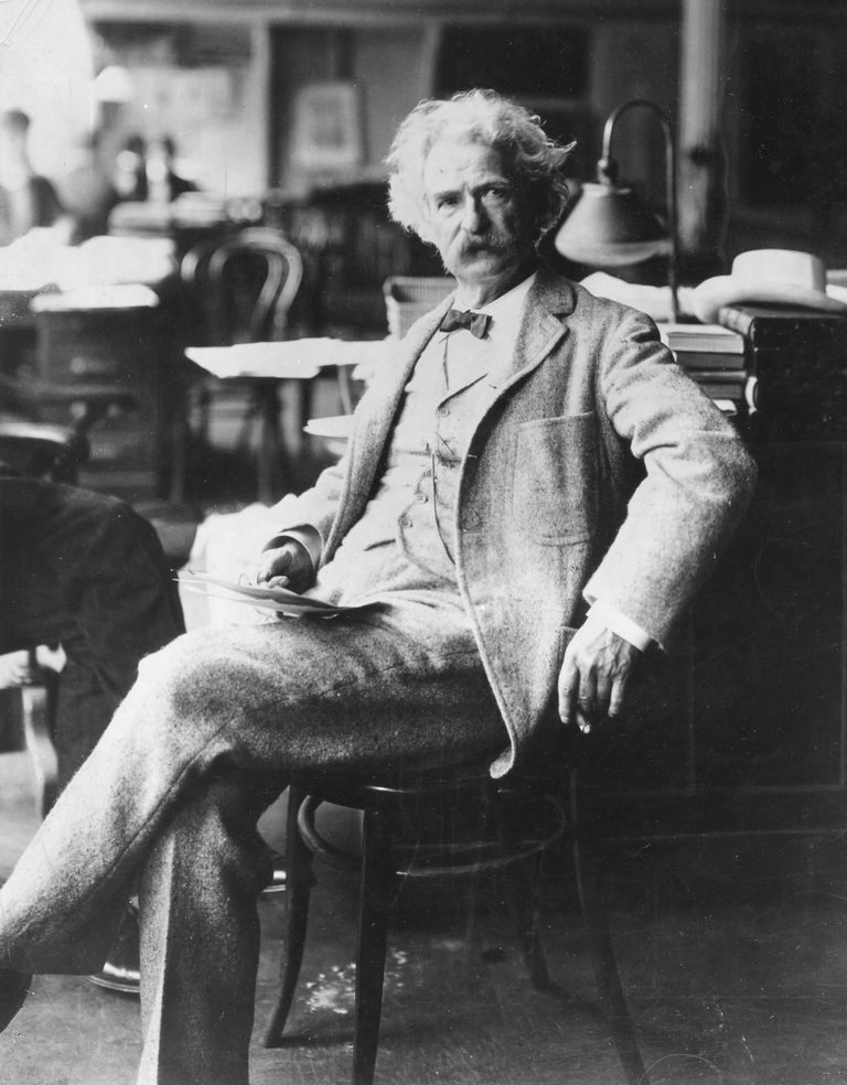 Mark Twain paid Ulysses S. Grant to write his memoirs.