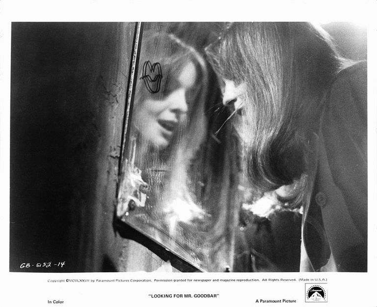 Diane Keaton in Looking for Mr. Goodbar