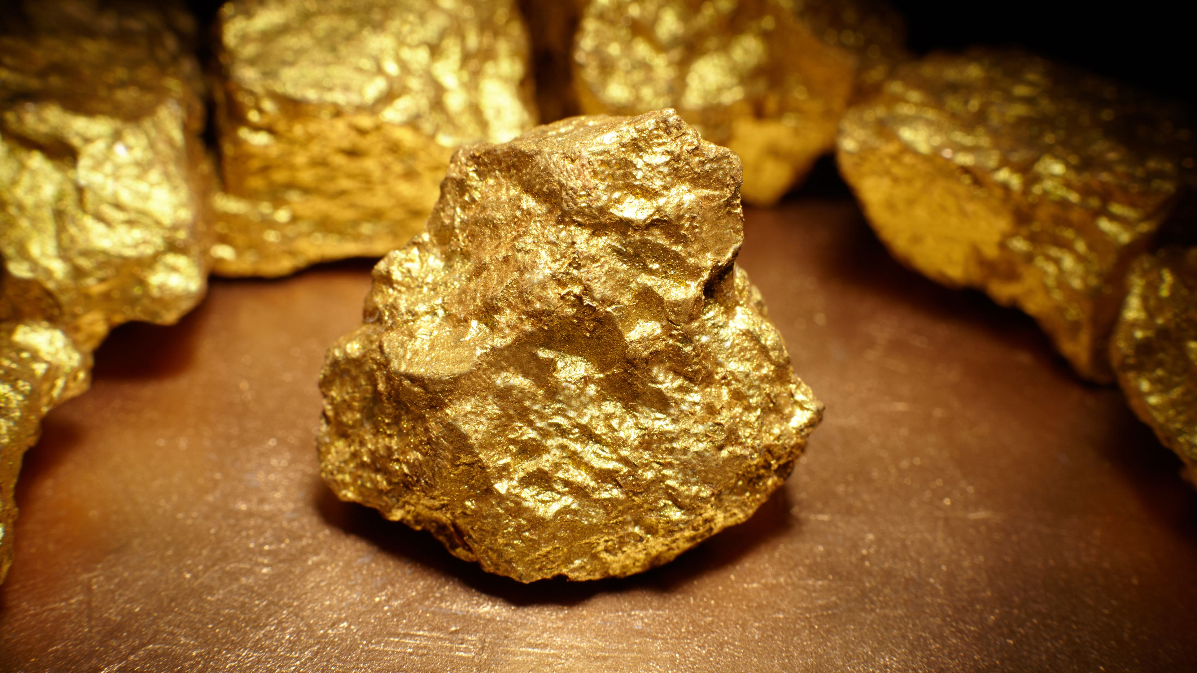 Chemical and Physical Properties of Gold