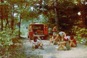 Northwestern University Excavations Near Kampsville, 1975