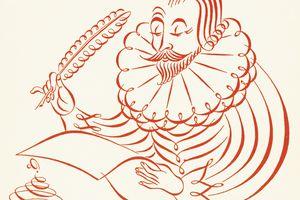 Shakespeare (illustration)