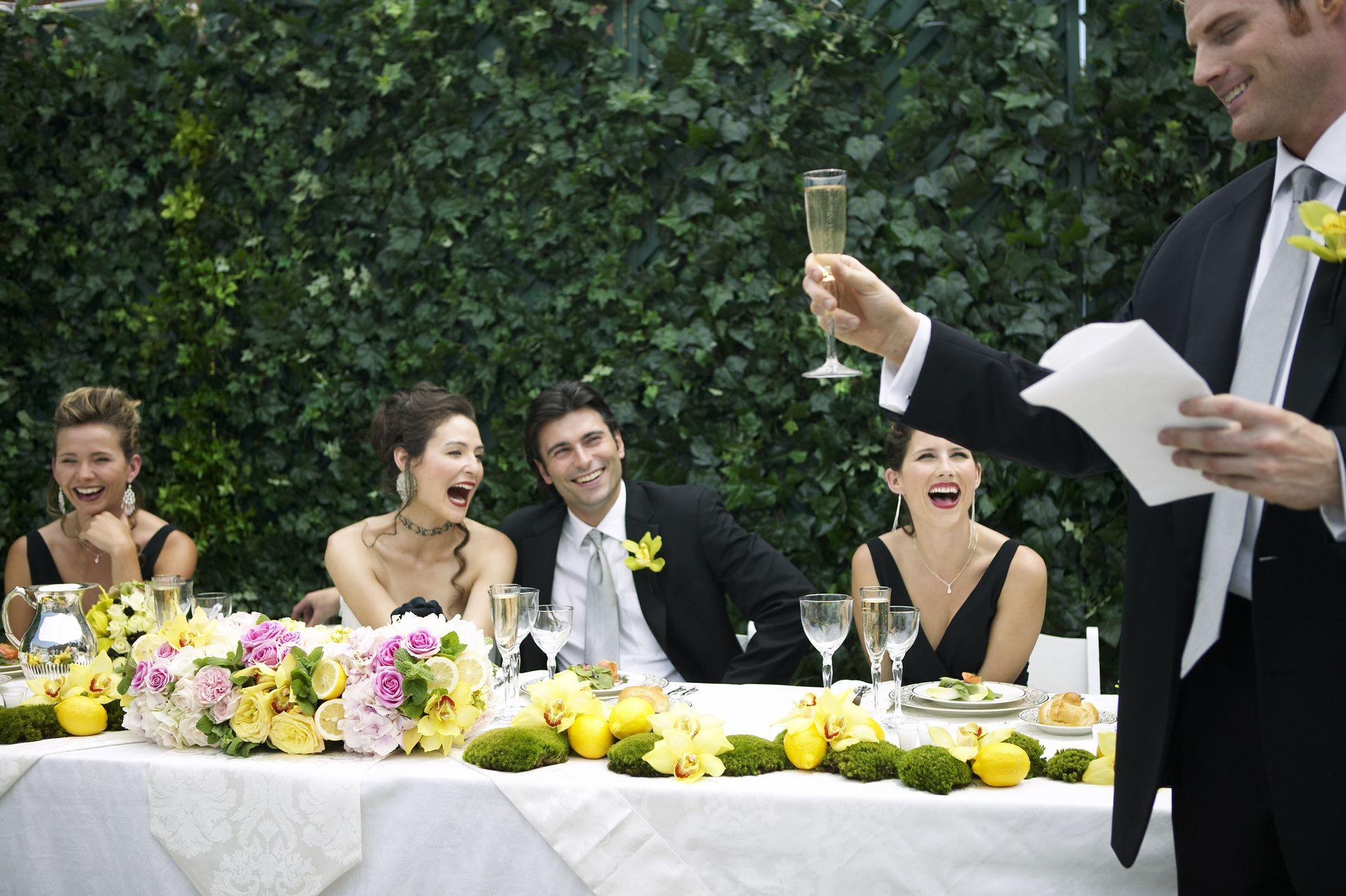 Поздравления свадебная речь