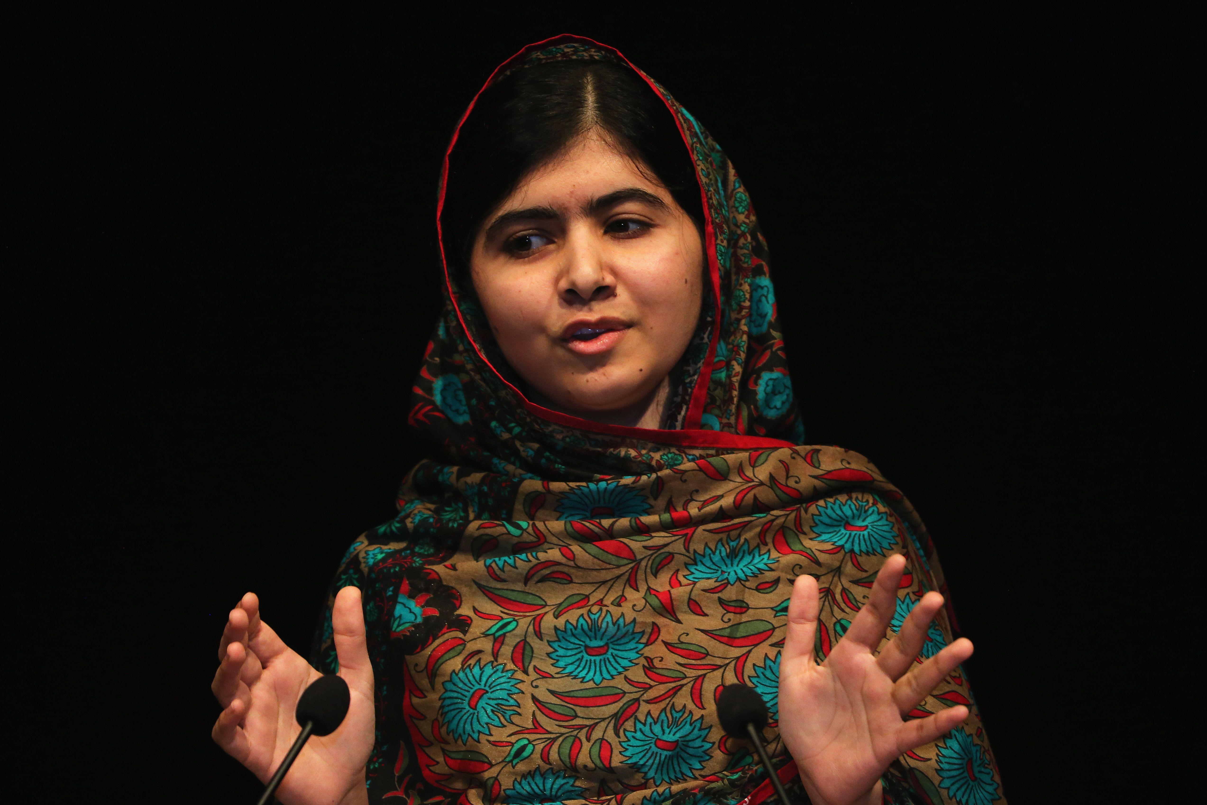 Malala Yousefzai of Pakistan, Nobel Laureate