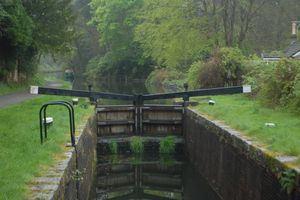 Basingstoke Canal, England