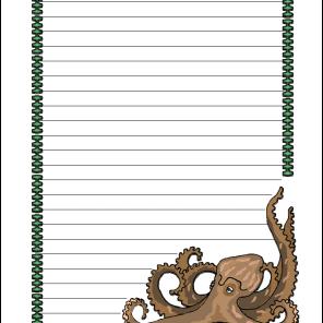 Octopus Printables 7