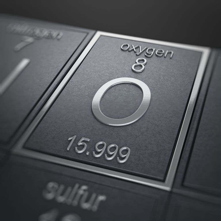 Oxygen Facts Periodic Table Of The Chemical Elements
