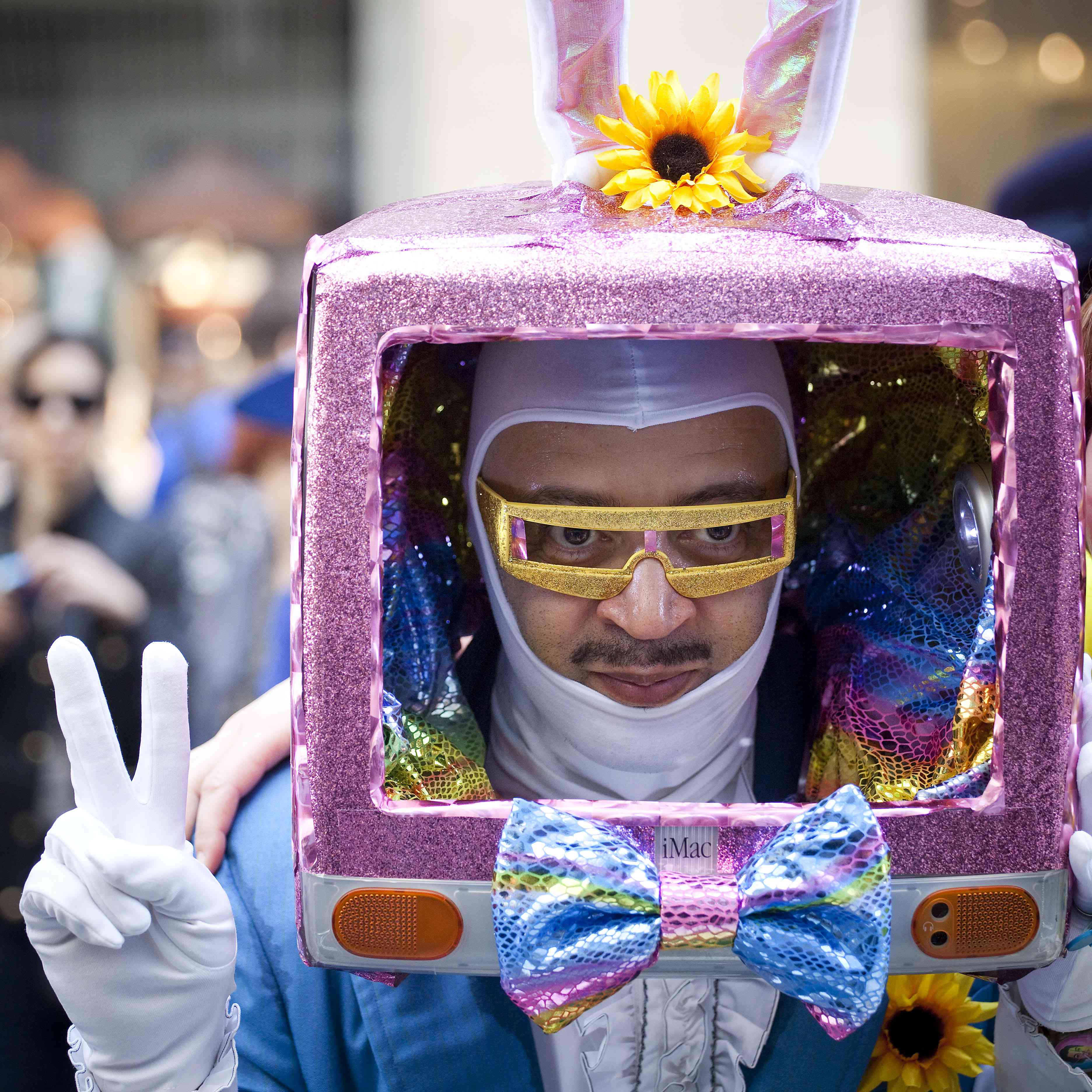 Easter Parade Held On Manhattan's 5th Avenue