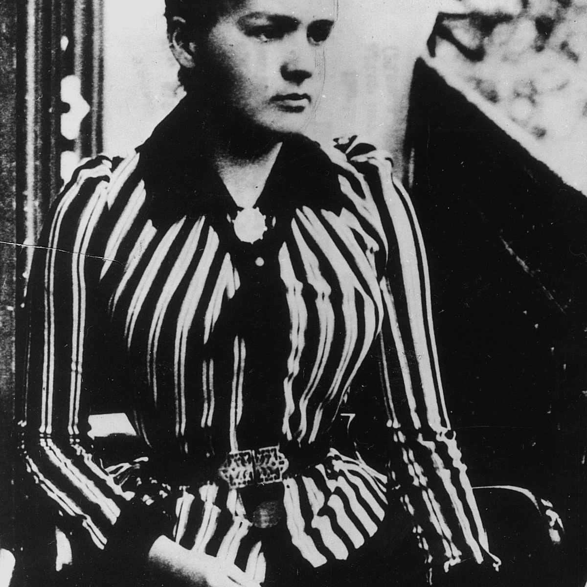 Maria Sklodowski 1891