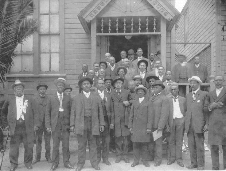 The Afro-American Council Annual Meeting, 1907