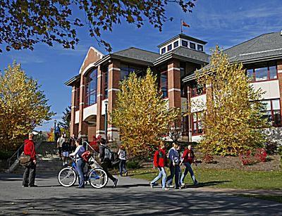 St. Lawrence University - Sullivan Student Center