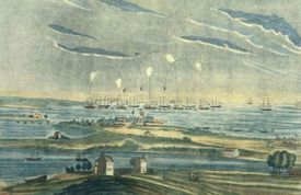 Attack on Fort McHenry, 1814