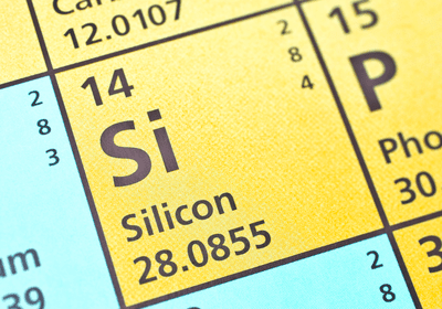 get facts about the element silicon