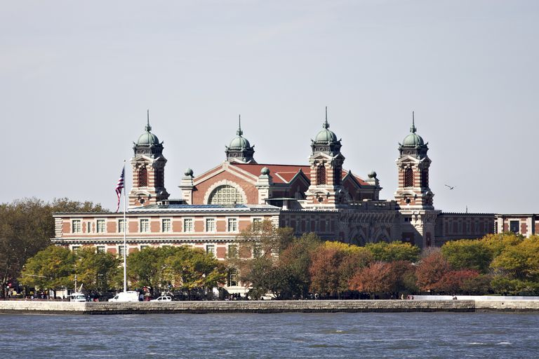 Did My Ancestor Come Through Ellis Island?