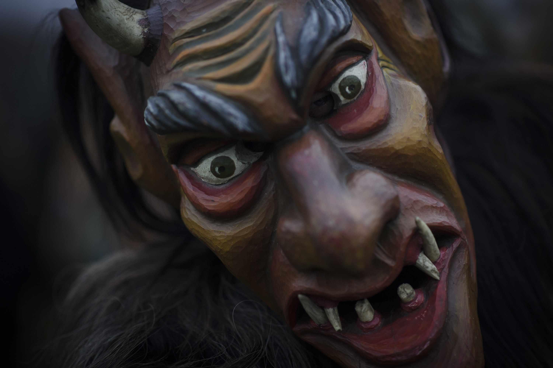 Evil Christmas Characters.9 Creepy Christmas Monsters