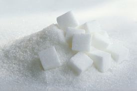 Heap of Sugar Cubes