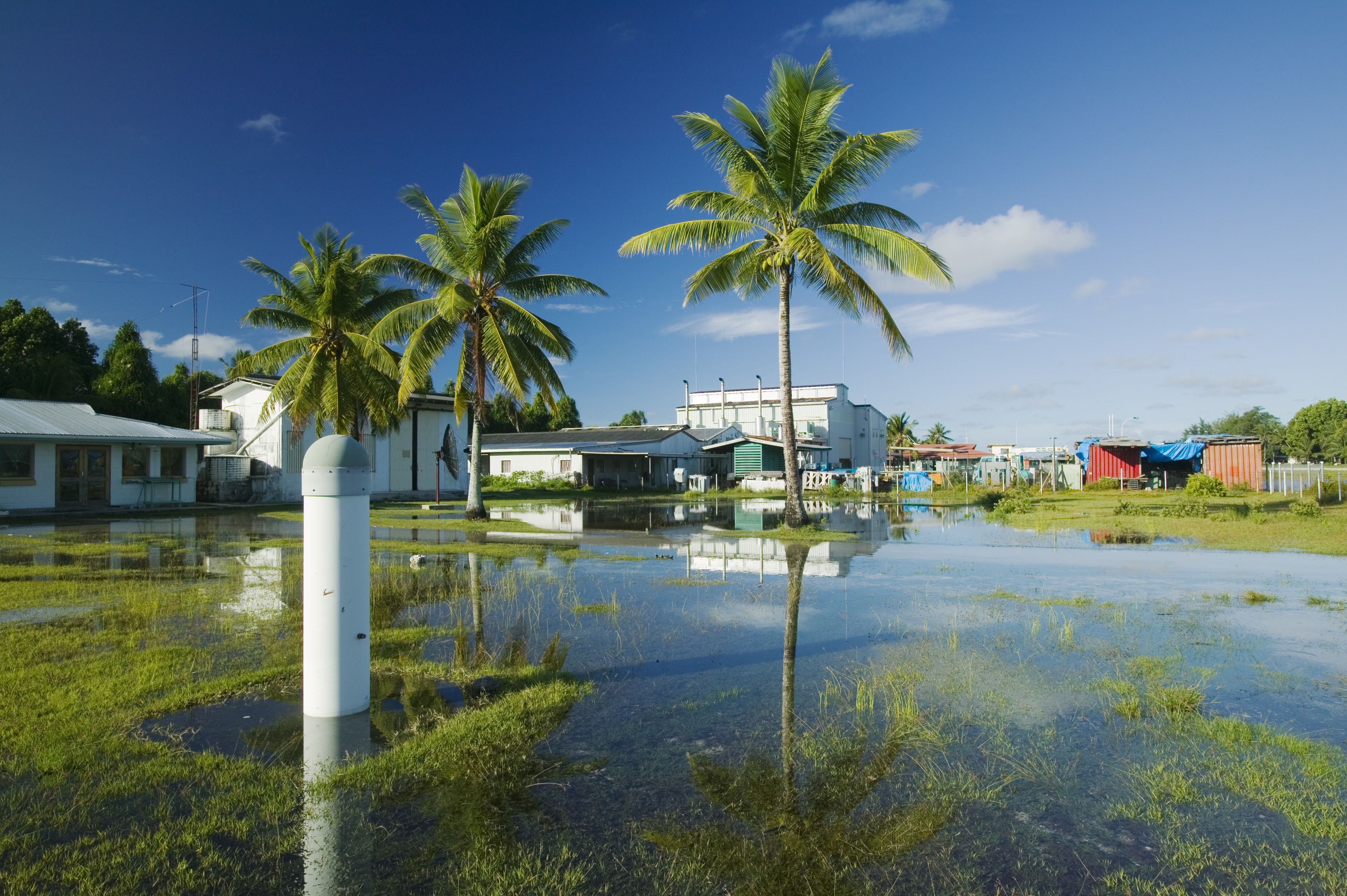 Tuvalu - The Drowning Nation