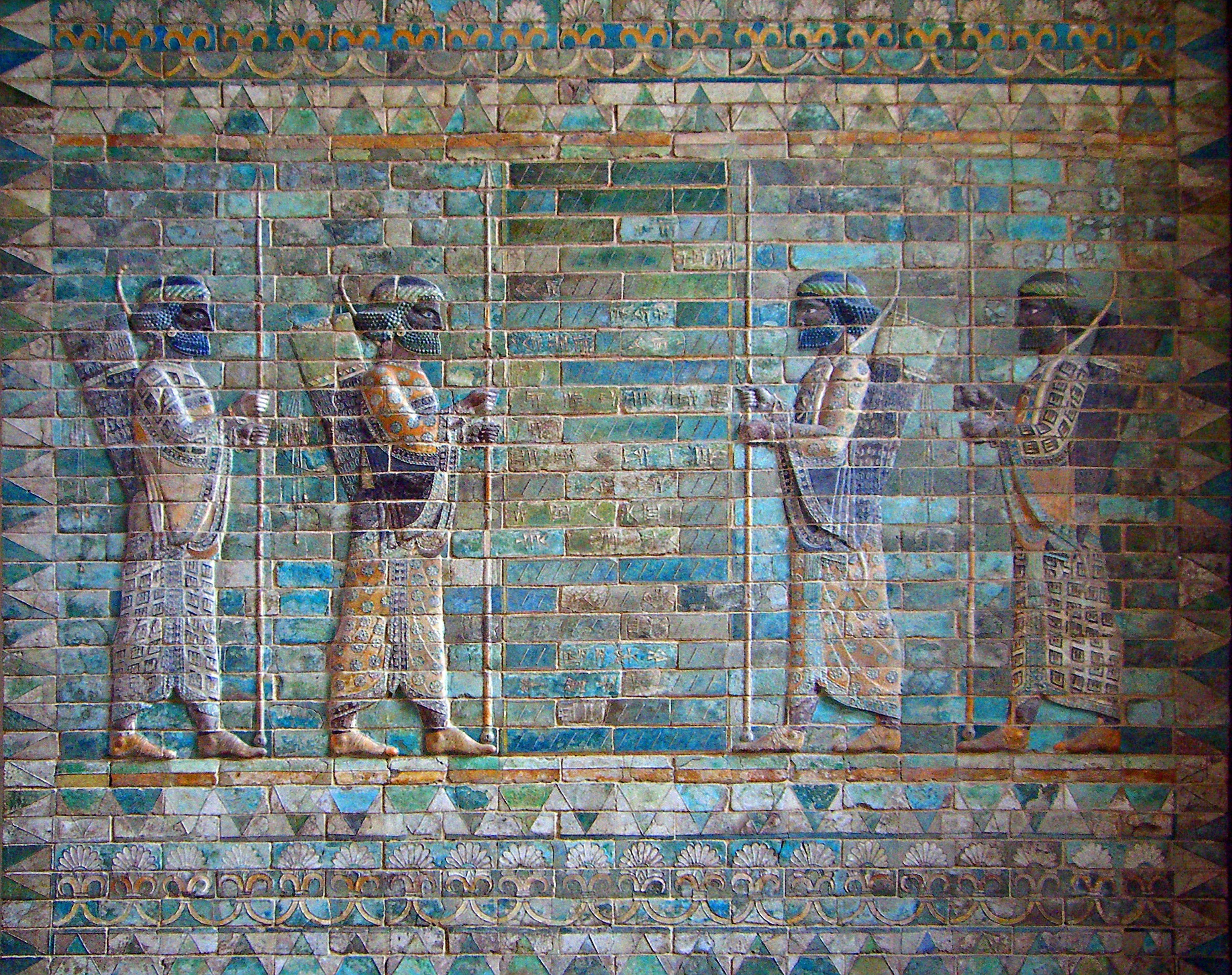 Biography of Darius the Great, Persian King