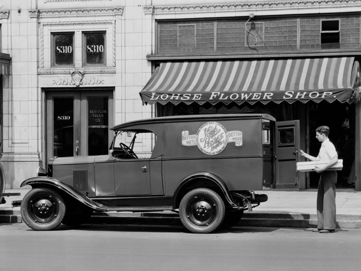 Chevy Trucks History 1918 1959 1957 Panel Van 1930 Chevrolet Truck