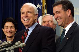 Senate passes McCain-Feingold Bill