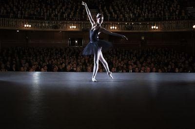 La Sylphide Is A Romantic Supernatural Ballet