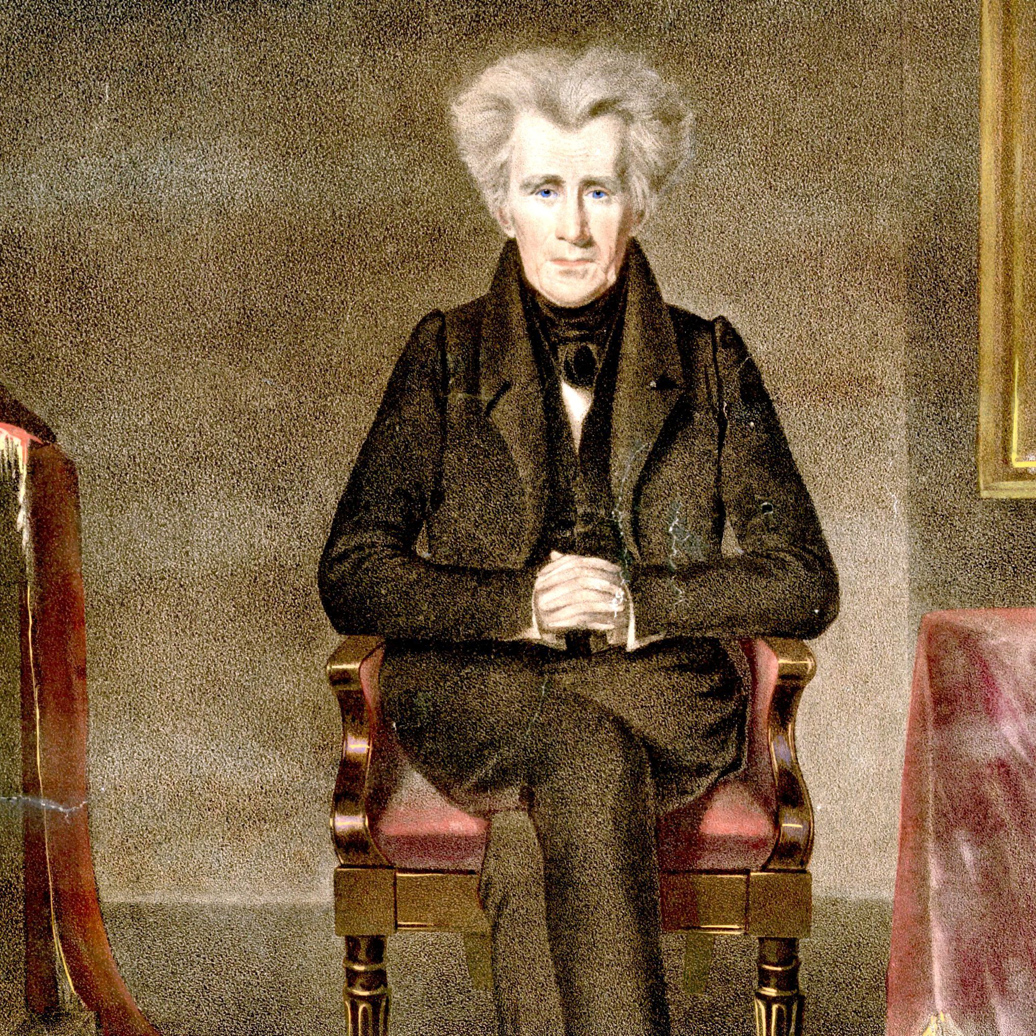 The Bank War Waged By President Andrew Jackson