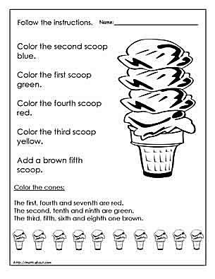 Ordinal number worksheets and printables ibookread