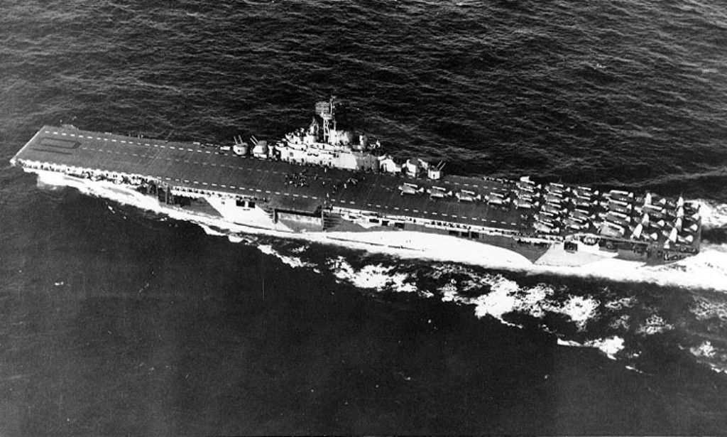Uss Yorktown Cv 5 How A Badly Damaged Carrier Turned The Tides At Midway