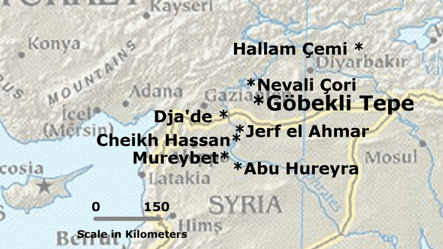 Abu Hureyra Agriculture In The Euphrates Valley