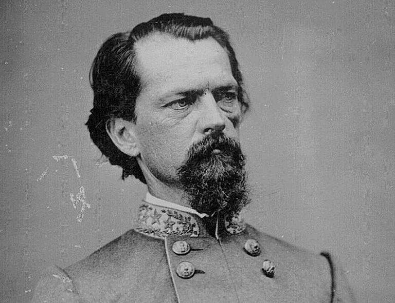 Major General John B. Gordon