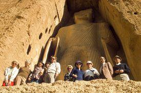 Bamiyan Buddha Glory Pose