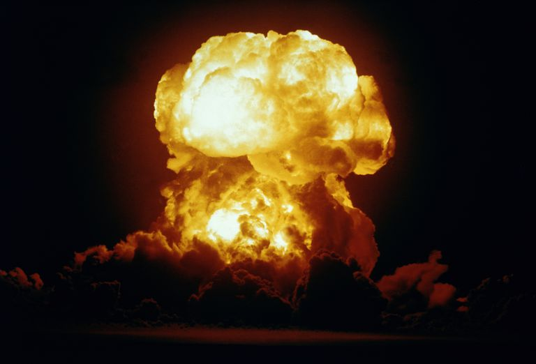 I got Atomic Bomb. Atomic Structure Chemistry Quiz