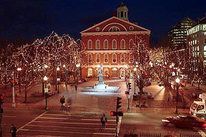 Boston - Nine Nations of North America