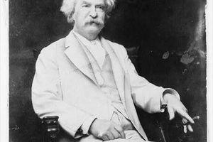 Mark Twain (Samuel L. Clemens), 1835-1910