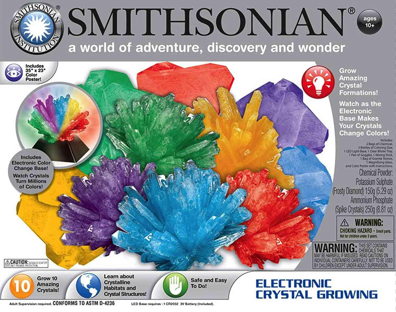 Smithsonian Crystal Kit