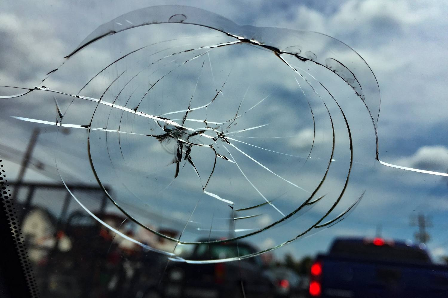How to Repair a Car Window Crack or Chip