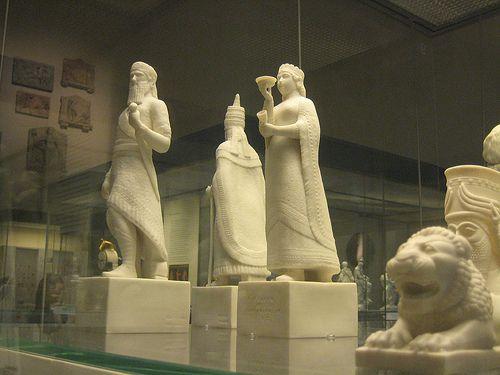 Sennacherib and His Queen