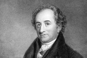 Johann Wolfgang von Goethe, German