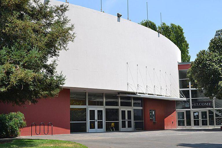 Sacramento State University Music Building