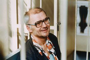Serial Killer Andrei Chikatilo