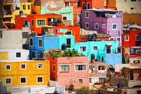 Guanajuato colors