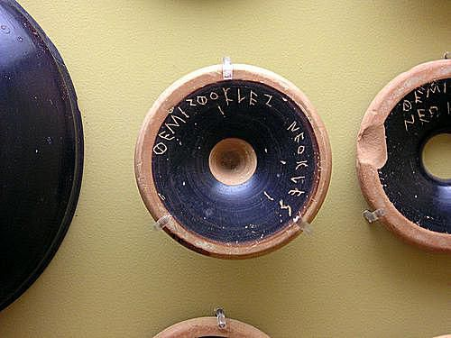 Themistocles Ostracon
