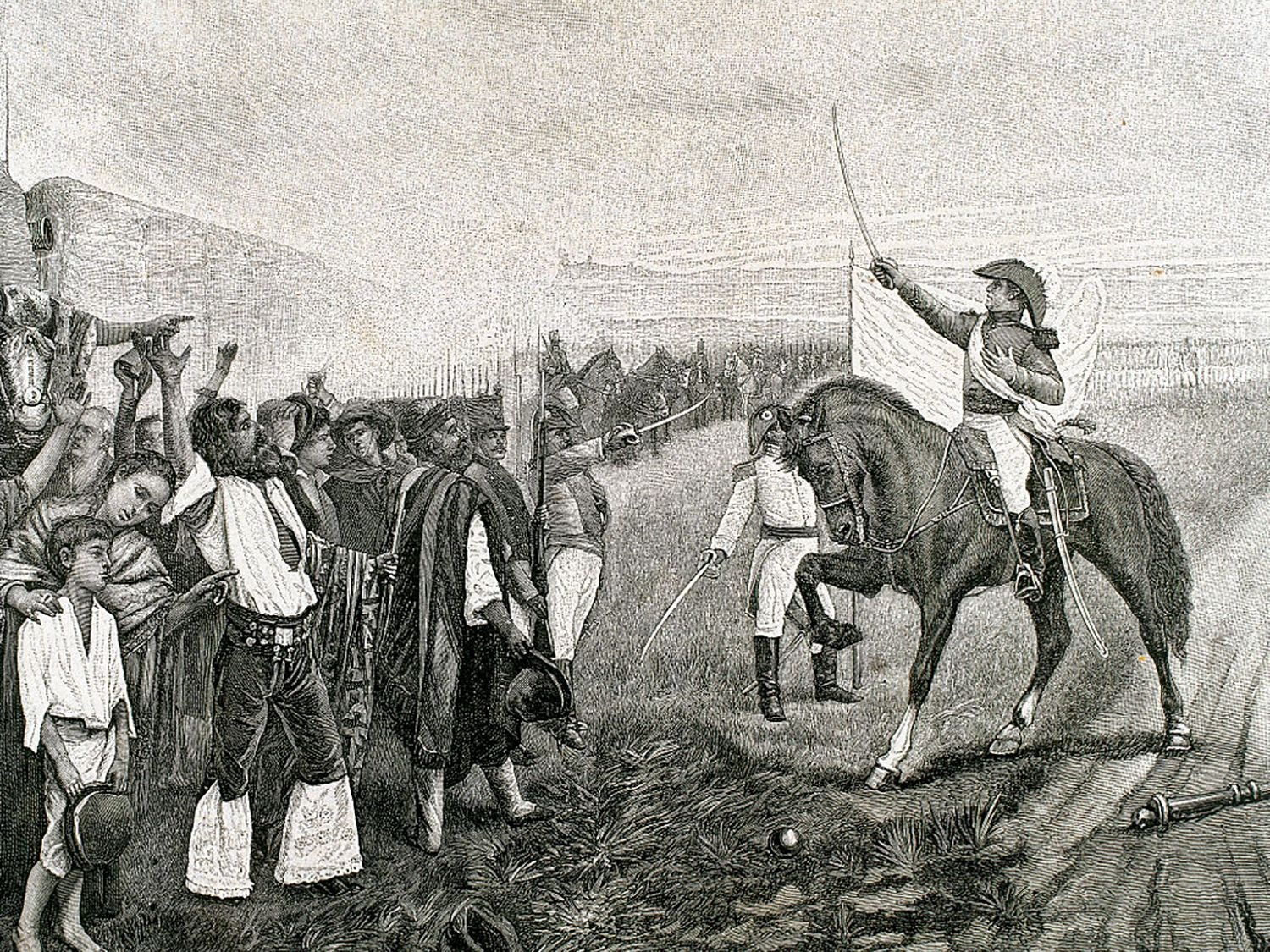 Colonial Argentina The History of Argentina/'s Colonization and Struggle for Independence