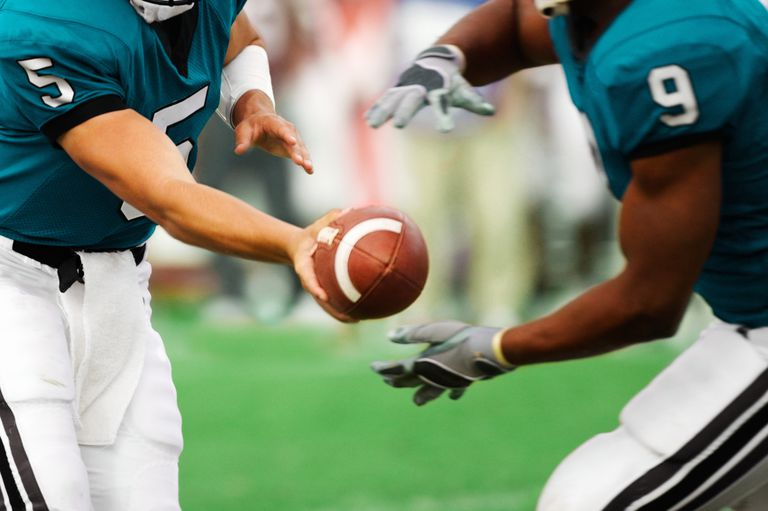 Tips On Catching A Football