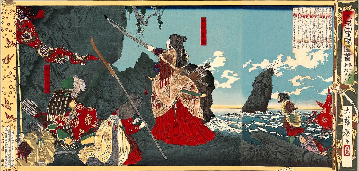 A Long History of Japanese Women Warriors