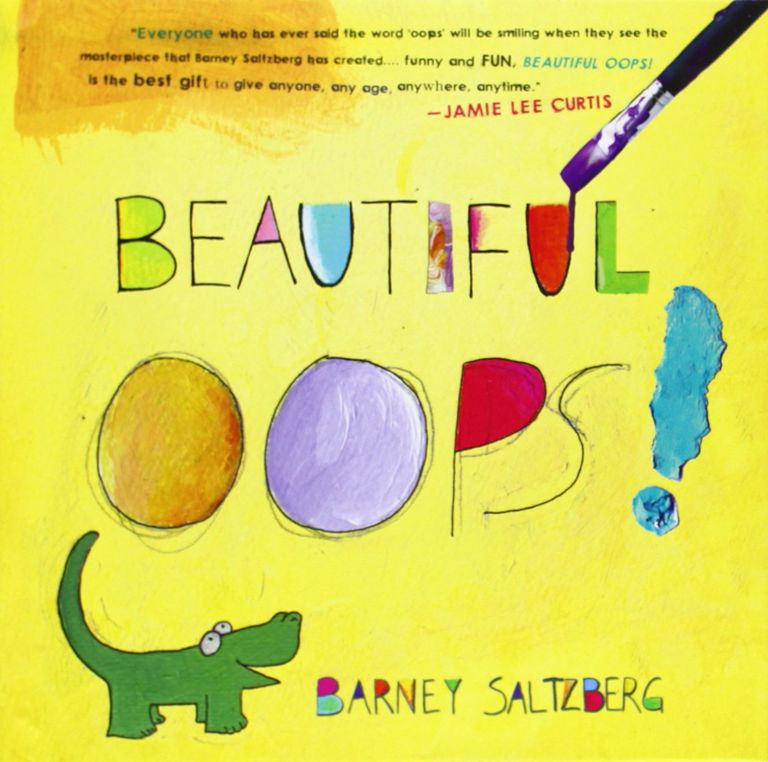Beautiful Oops book by Barney Saltzberg