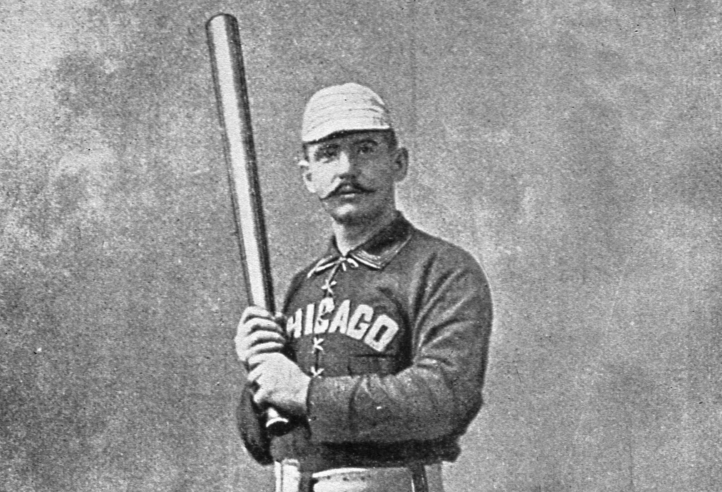 19th century baseball player Cap Anson