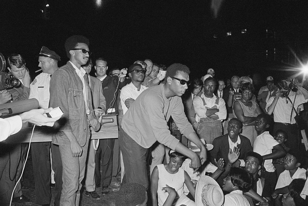 Members of the Student Nonviolent Coordinating Committee (SNCC)