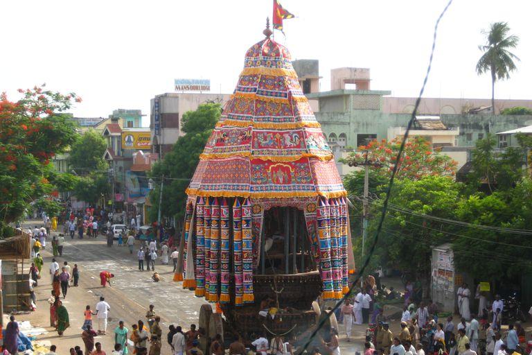Nataraja Temple, Chidambaram