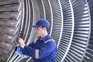Operador de planta generadora de electricidad