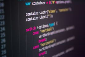 Code in Sublime Text